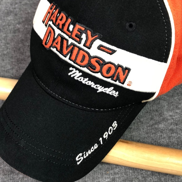 Harley-Davidson Other - Harley Davidson motorcycles 1903 hat. Size XL 3d4d32638272